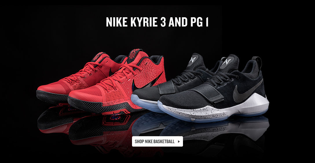 Nike Basketball. Shop Now.