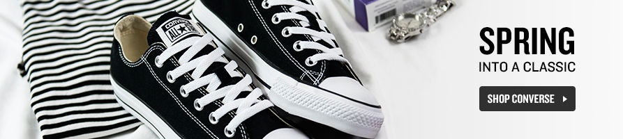 Womens Converse Shoes. Shop Now.