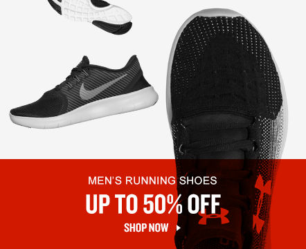 Up To 50% Off Men's Running Shoes. Shop Now.