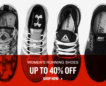 Women's Running Shoes Up To 40% Off. Shop Now.