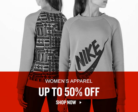 Women's Apparel Up To 50% Off. Shop Now.