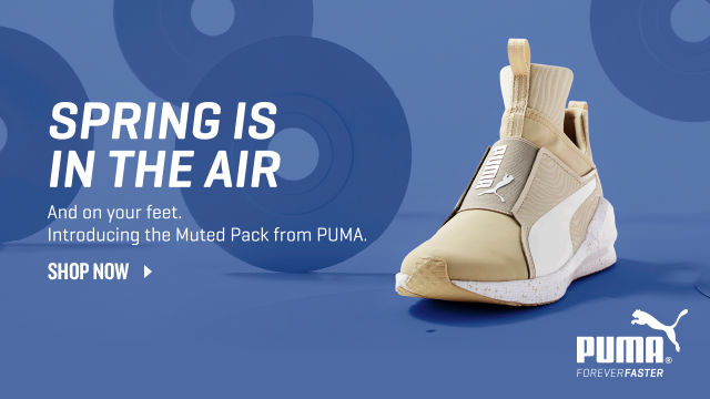 Puma Muted Pack. Shop Now.