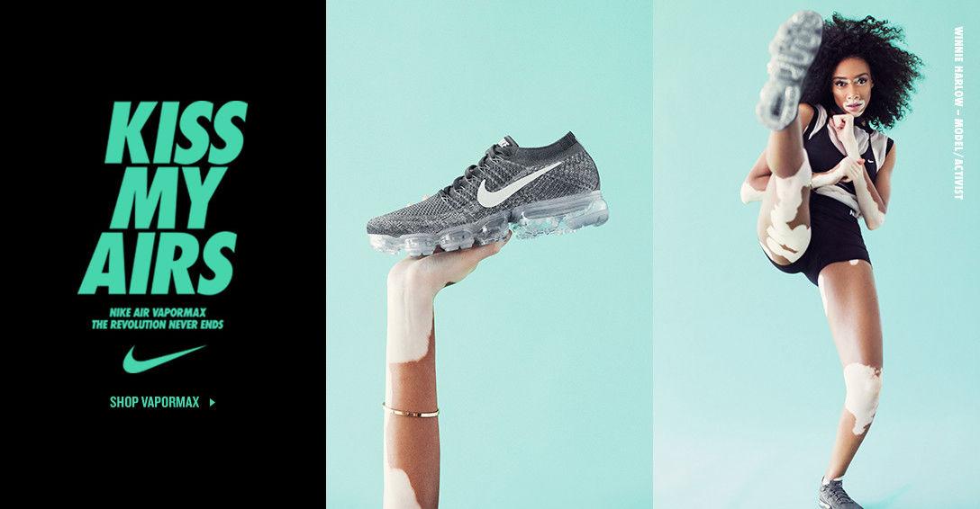Nike VaporMax. Shop Now.
