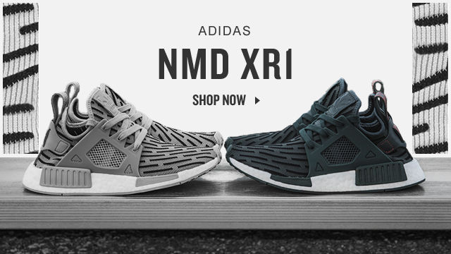 Women's adidas NMD XR1. Shop Now.
