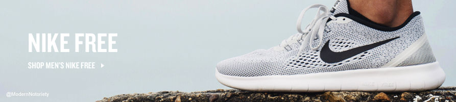 Join the Revolution. Mens Nike Free Flyknit.