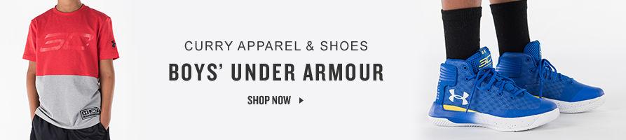 Boys' Under Armour. Shop Now.