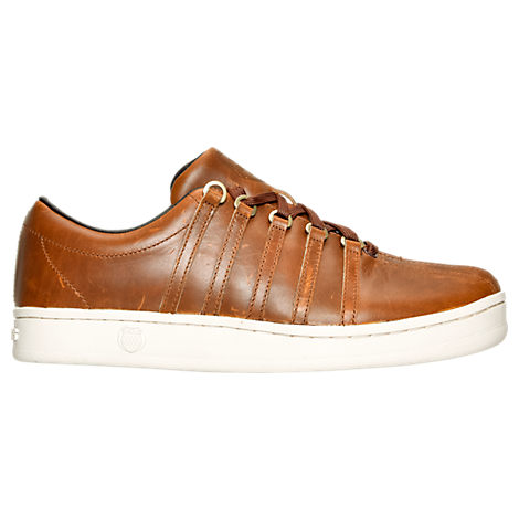 Men's K-Swiss Classic 66 Horween Casual Shoes