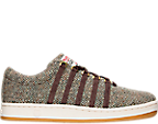 Men's K-Swiss Classic 88 Harris Tweed Casual Shoes