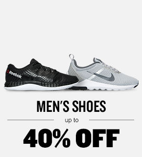 Men's Shoes Up to 40% Off