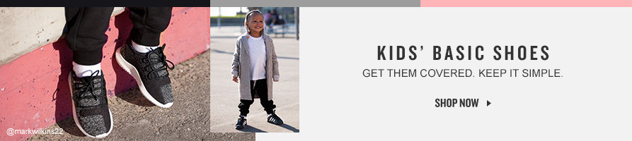 Shop Kids' Basics Shoes.