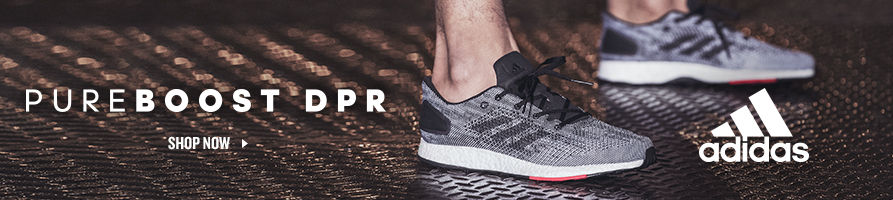 Men's adidas PureBOOST DPR. Shop Now.