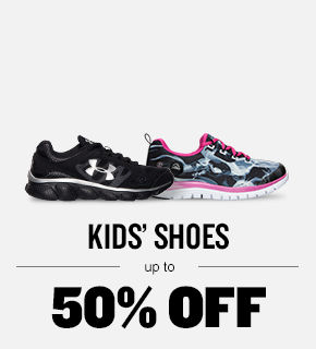 Kids' Shoes Up to 50% Off