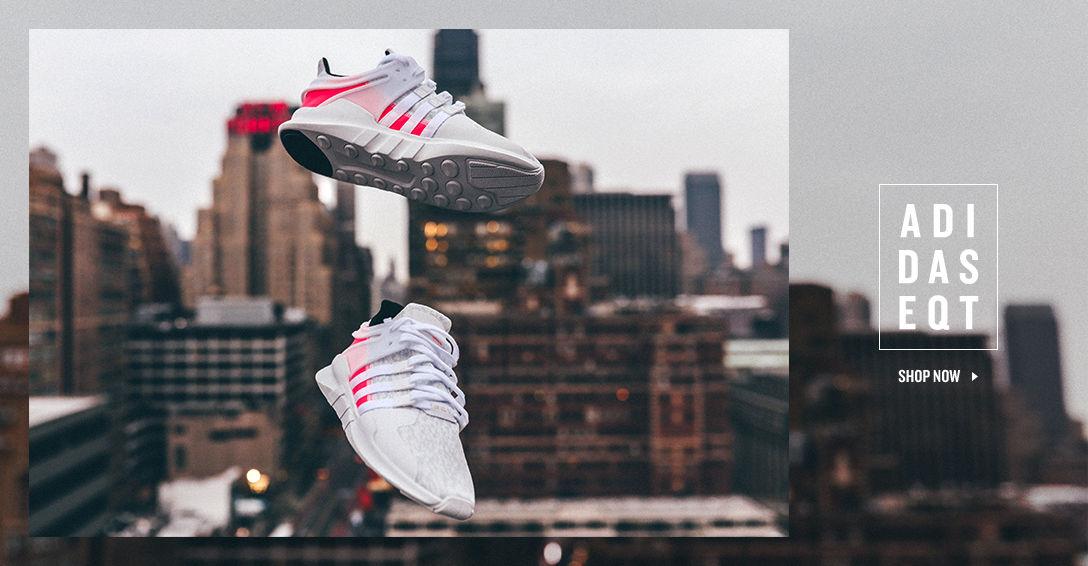adidas EQT. Shop Now.