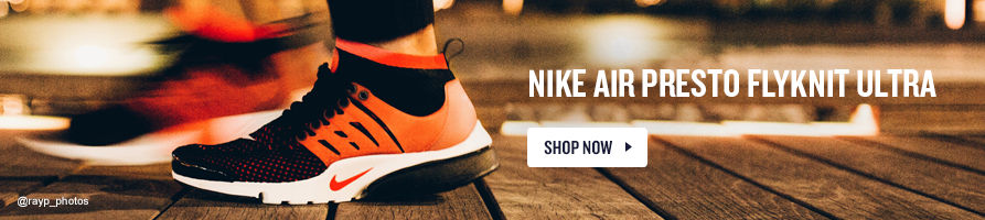 Nike Air Presto Flyknit Ultra. Shop Now.