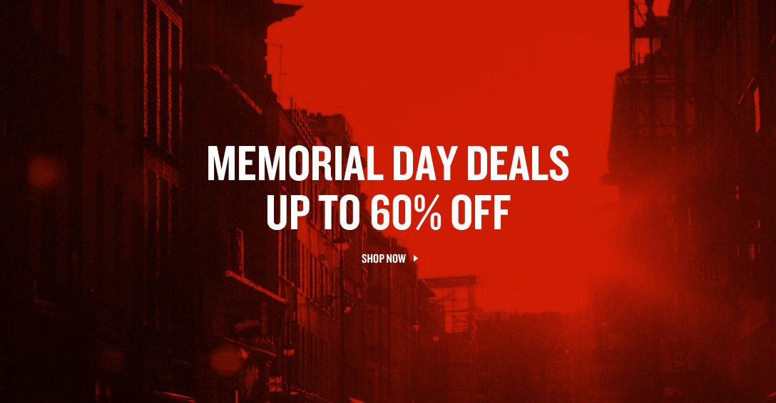 Memorial Day Deals. Shop Now