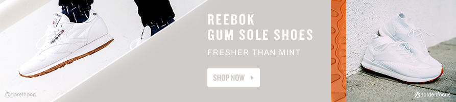 Reebok Gum Sole Shoes. Shop Now.