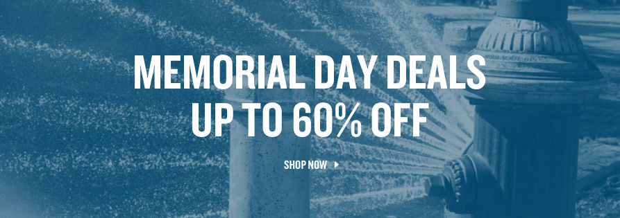 Memorial Day Deals up to 60% Off