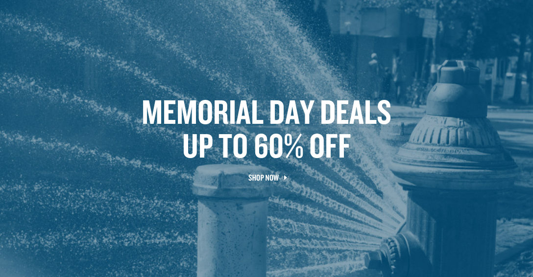 Memorial Day Deals. Shop Now