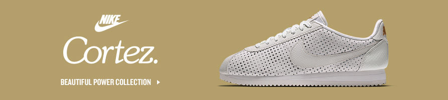 Nike Cortez Beautiful Power Collection. Shop Now.