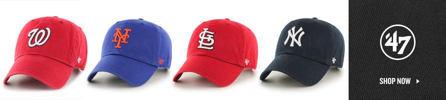 47 Brand. Shop Hats.