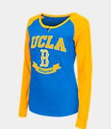 Women's Stadium UCLA Bruins College Long-Sleeve Healy Raglan T-Shirt