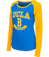 Women's Stadium UCLA Bruins College Long-Sleeve Healy Raglan T-Shirt