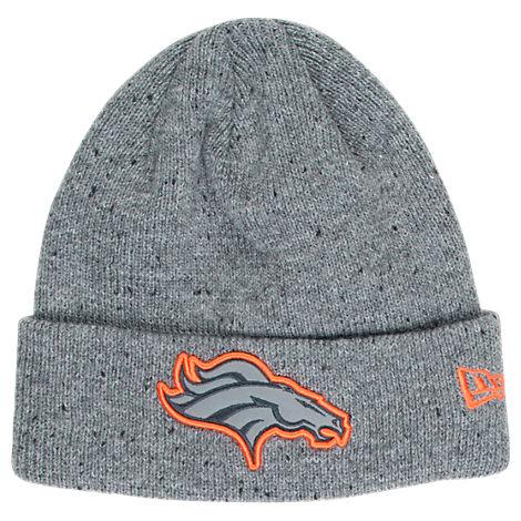 New Era Denver Broncos NFL Heathered Spec Knit Hat