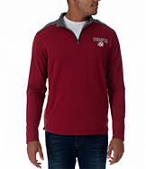 Men's Under Armour Temple Owls College Charged Cotton Quarter-Zip Jacket
