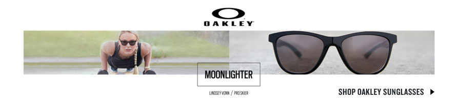 Shop Oakley Sunglasses.