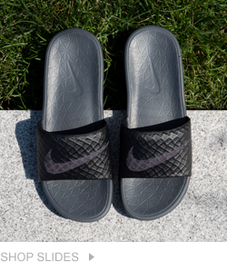 Men's Slides. Shop Now.