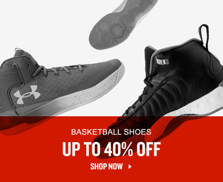 Basketball Shoes Up To 40% Off. Shop Now.