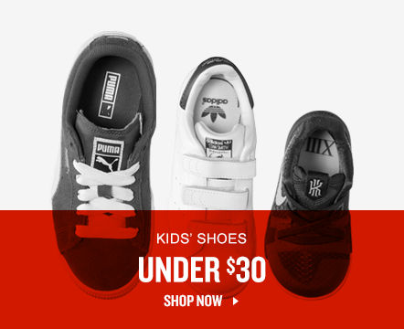 Kids Shoes Under $30. Shop Now.