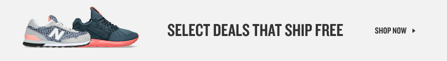 Select Deals That Ship Free