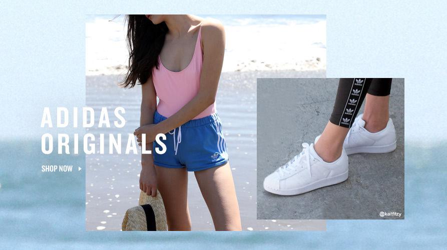 adidas Originals for Womens. Shop Now.