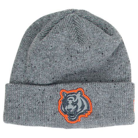 New Era Cincinnati Bengals NFL Heathered Spec Knit Hat