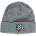 Front view of New Era Cincinnati Bengals NFL Heathered Spec Knit Hat in Team Colors