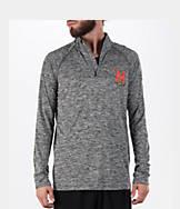 Men's Under Armour Maryland Terrapins College Tech Quarter-Zip Poly Shirt