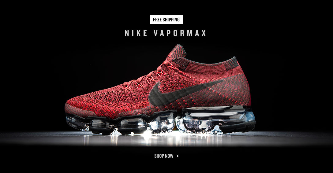 Nike VaporMax. Shop Now.