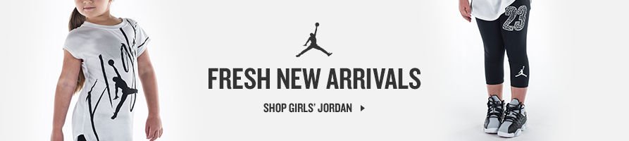 Fresh New Jordan Arrivals. Get them now.
