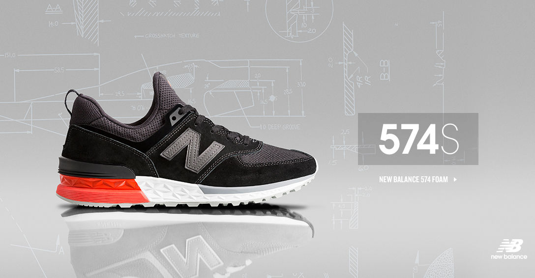 New Balance 547 Foam. Shop Now.