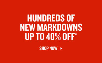 New Markdowns. Shop Now.