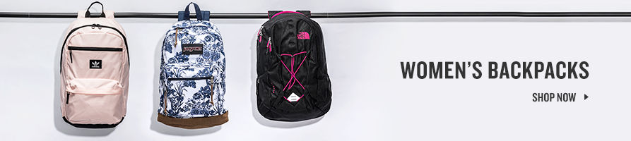 Women's Backpacks. Shop Now.