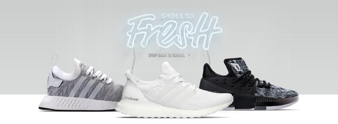 Shoes So Fresh. Shop Now.