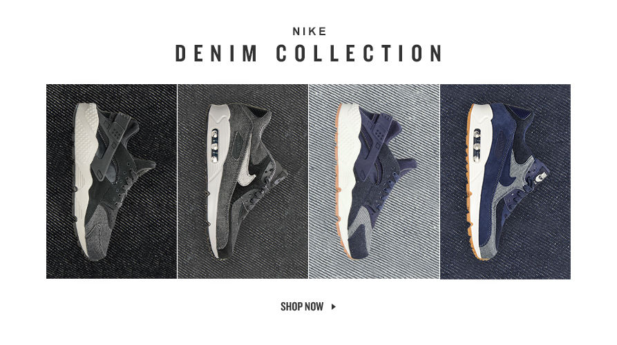 Nike Denim Collection. Shop Now.