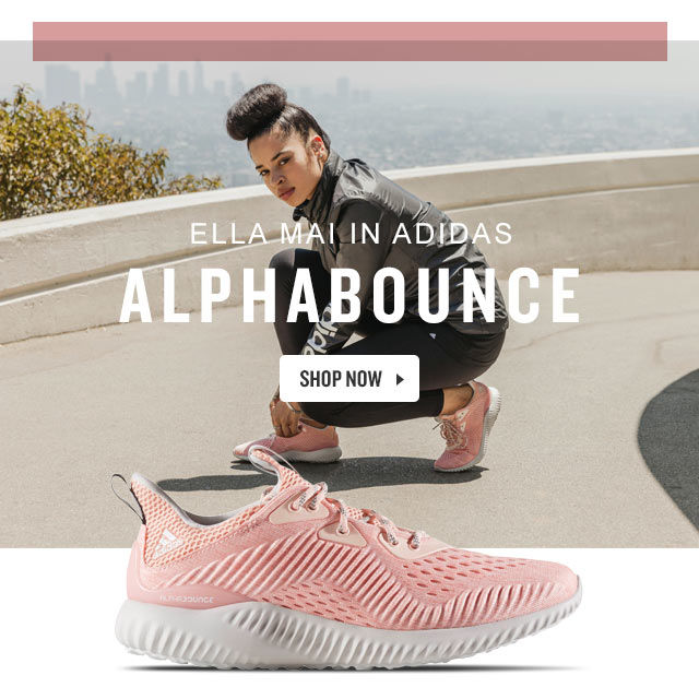 adidas Alphabounce. Shop Now.