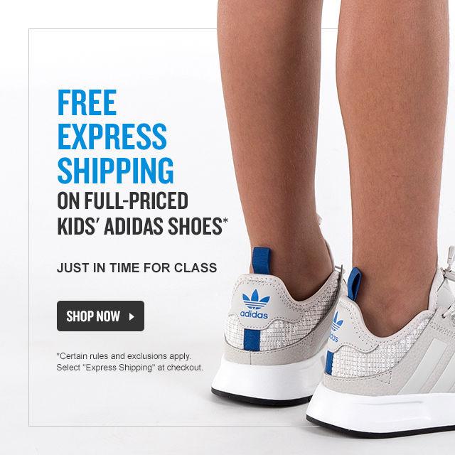 Kids adidas Free Express Shipping. Shop Now.
