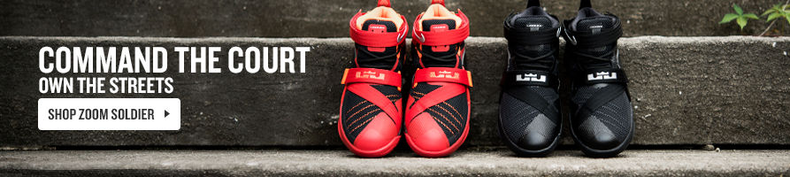 Nike Zoom Soldier