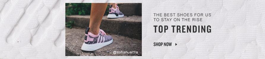 Women's Top Trending Footwear. Shop Now.
