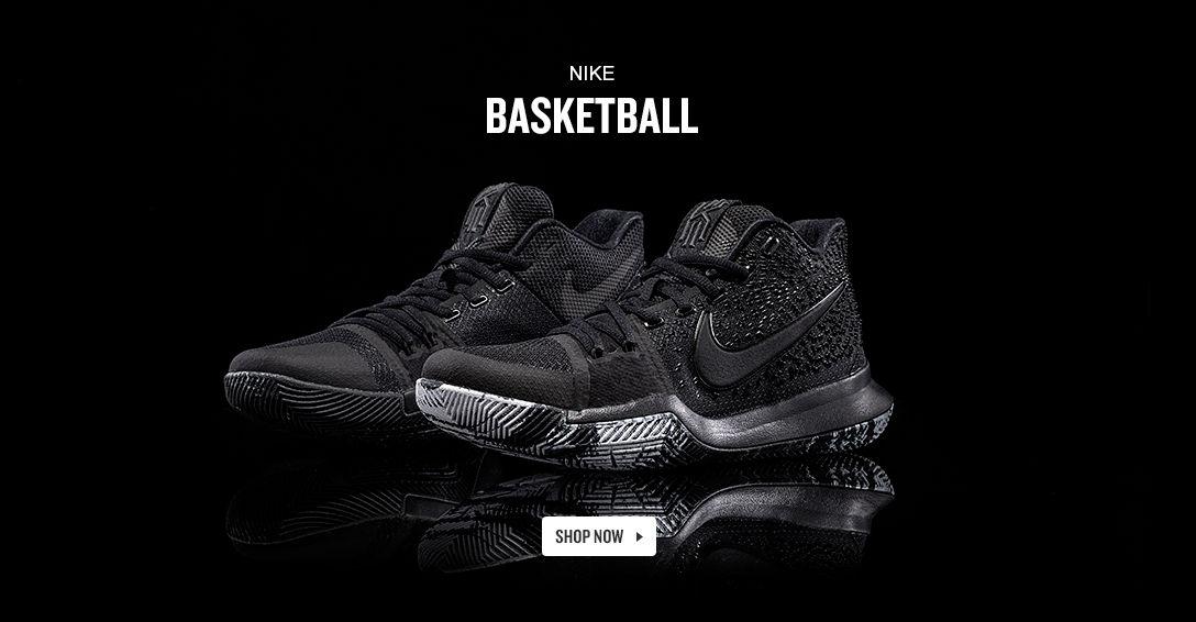 Nike Basketball. Shop Now.