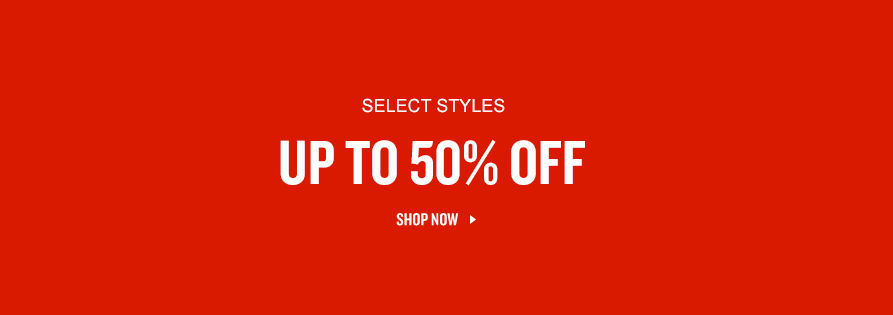 Select Styles Up To 50% Off. Shop Now.
